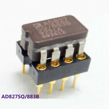 AD827SQ / 883B Upgraded Ceramic Dual Op Amp LM49720HA OPA2107 2604AP SE5532AFE