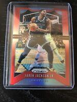 Jaren Jackson Jr. 2019-20  Panini Prizm Red  Refractor /299  Grizzlies Gem
