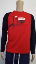 Ropa de hombre rojos Nike