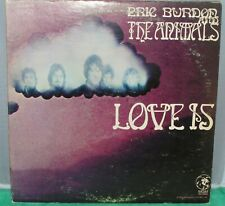 ERIC BURDON AND THE ANIMALS ~ LOVE IS ~ 1968 MGM SE-4591 DBL LP ~ VG+ ~ RARE