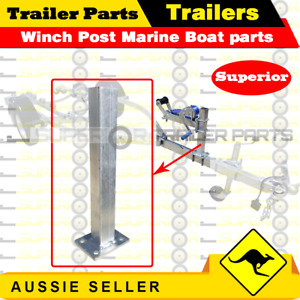 Superior Galvanized Trailer Parts Winch Post Marine Boat parts
