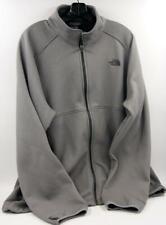 The North Face Grey winter fleece lined Men's casual sports jacket Sz XXL