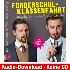 Hörbuch-Download (MP3) ★ Förderschulklassenfahrt