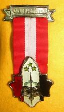 Desert Storm Iraqi Supreme Worthiness medal with ribbon #10
