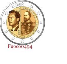 2 euro  Luxembourg 2017   Guillaume III