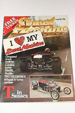 Street Machine May 1982: 67-69 Chevy Camero/23 Model T/Ford Consul 315/T Vitesse
