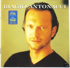 CD BIAGIO ANTONACCI  Mi Fai Stare Bene - Chrystie Music