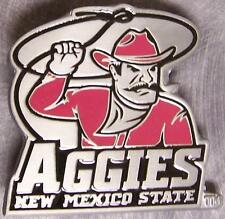 NCAA Pewter Belt Buckle New Mexico State University Aggies NEW