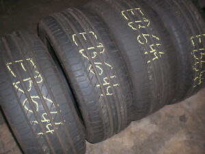Continental 4 x 235/50 R 18   101V  Sport Contact 5    Sommerreifen Dot 1918