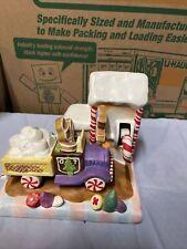 Schmid Gingerbread Railroad Music Box C-022