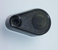 Einschlaglupe Lupe Carl Zeiss Jena 10x Loupe Aplanat Magnifier  wie Neu