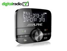 ALPINE EZi-DAB-BT Tuner DAB/DAB+ (Digital Radio) con modulo Bluetooth viva-voce