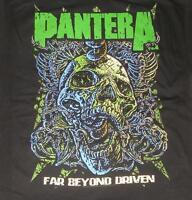 Pantera Far Beyond Driven T Shirt Mens Large L Official Metal New