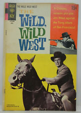 The Wild, Wild West comic No 5 April 1969