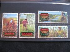 Zambia: 1972 Conservation (2nd Issue) MNH