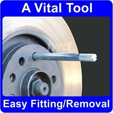 ALLOY WHEEL FITTING REMOVAL ALIGNMENT TOOL - CLASSIC MERCEDES BOLT NUT [AT1]