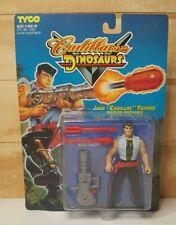 Vtg Cadillacs and Dinosaurs Jack Tenrec Action Figure (Tyco, 1993) Noc! Sealed!