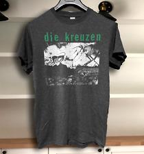 Die Kreuzen  band t shirt  punk  Milwaukee hardcore couch flambeau Haskels