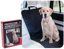 Protector Asientos Mascotas Perro Gato Funda Lona Cubre Asiento Coche