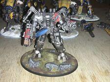 Warhammer 40k Space Marine Grey Knight Dreadknight Grand Master well painted