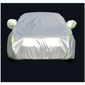 1xFor Lexus LS400 LS430 LS460 LS500 LS500h LS600h Silvery Whole Body Cloth Cover