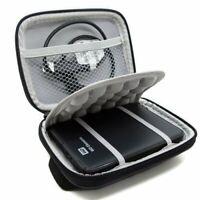 Hard EVA Shockproof Carrying Case Pouch Bag for Western Digital, Ultra Slim