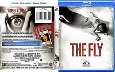 The Fly ~ New Blu-ray ~ Vincent Price, David Hedison, Patricia Owens (1958)