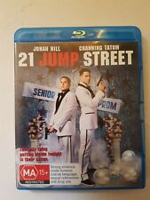 21 JUMP STREET (Blu-ray) USED GOOD CONDITION