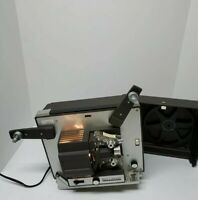 Vintage Bell and Howell 356A Autoload Movie Projector Super 8 Used Condition