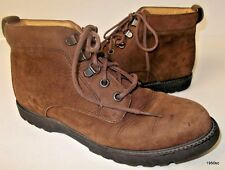 Womens ROCKPORT WATERPROOF Brown Lace Up Ankle Boots Size 7 M