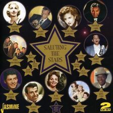 SALUTING THE STARS - VAUGHN MONROE AND HIS ORCHESTRA , EDDY ARNOLD - 2 CD NEW!