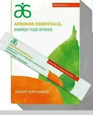 Arbonne Citrus flavour Fizz Sticks X30 sticks cheap RRP £39.99 NEW OUT