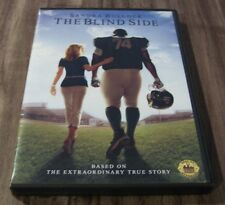 THE BLIND SIDE DVD Movie Football Sandra Bullock 2010