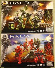 Mega Bloks Halo CNG63/DLB95 Fireteams Taurus and Stingray new in box