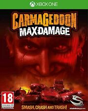 Carmageddon: Max Damage (Xbox One) Nuevo Precintado