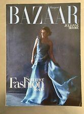 HARPERS BAZAAR Magazine - Summer Fashion - May 2008 - JULIANNE MOORE - EXCELLENT