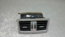 BMW 3 SERIES E90 E91 2005 2011 REAR CENTRE CONSOLE AIR VENT BLACK 7129556 #G3D04