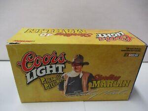 Action 1999 Sterling Marlin Coors Light John Wayne 1/24