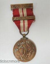 WWII IRISH IRELAND EMERGENCY SERVICE MEDAL w/ 1939-1946 BAR ARMY NAVY AIR CORPS
