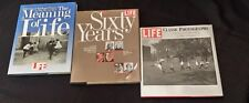 FIRST EDITION Pristine Condition Lot of 3 Life Limited Edition Hardcover Books