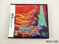 Rockman Zero Collection Nintendo DS Japanese Import Japan Megaman JP US Seller B