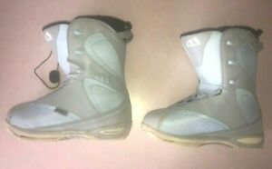 Morrow Snowboard Boots Womens Size 8
