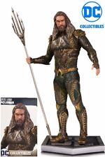 DC Collectibles Justice League Movie Jason Momoa as Aquaman Statue New