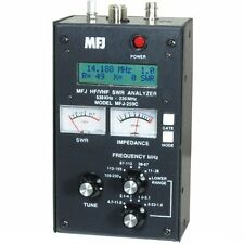 MFJ-259C Antenna Analyzer- 530 KHz - 230 MHz - US Seller - Fast Shipping!