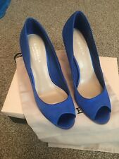 Carvela By kurt Geiger Gabbi Blue 6 New