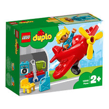 10908 LEGO DUPLO Plane Aeroplane Toy 12 Pieces Age 2+ New Release for 2019!