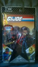GI JOE 25th Anniversary Comic Book Pack Iron Grenadier and Destro MIB