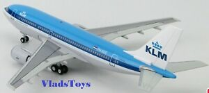 Hobby Master 1:200 Airbus A310 KLM Royal Dutch Airlines PH-AGE Jan Steen HL6010
