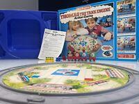 RARE vintage Waddington's Thomas the Tank Engine Action game 1986