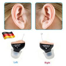 Mini Digital In Ear Hörgerät Einstellbare Sound Amplifier Hearing Aid Höhrgerät